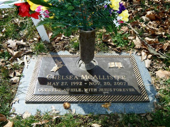 Chelsea Lynn McAllister