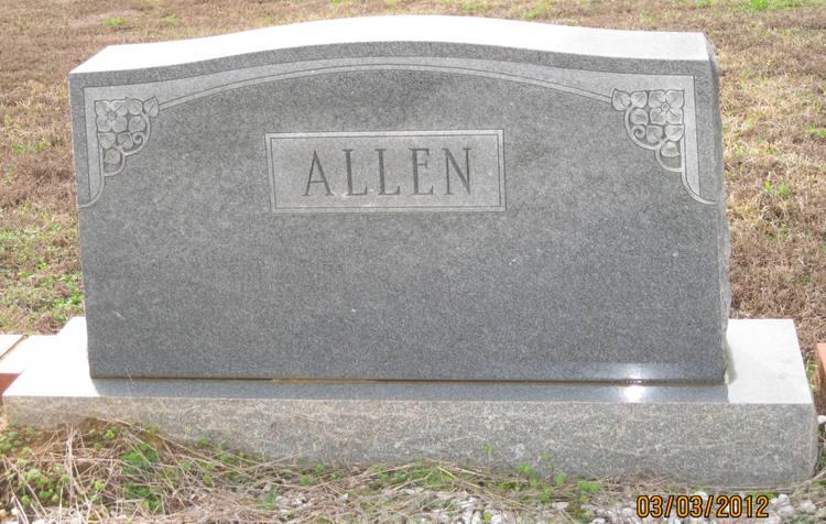 Essie Lougenia <i>Dunn</i> Allen