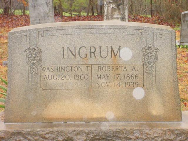 Washington Turner Ingrum