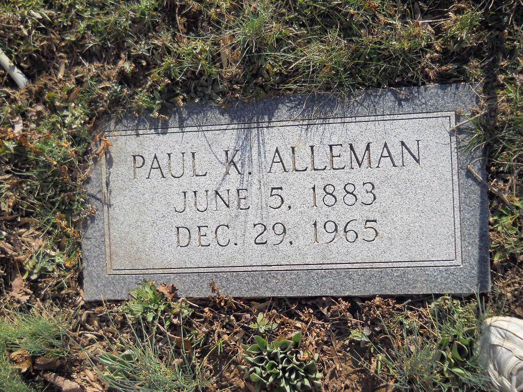 Paul Kesecker Alleman