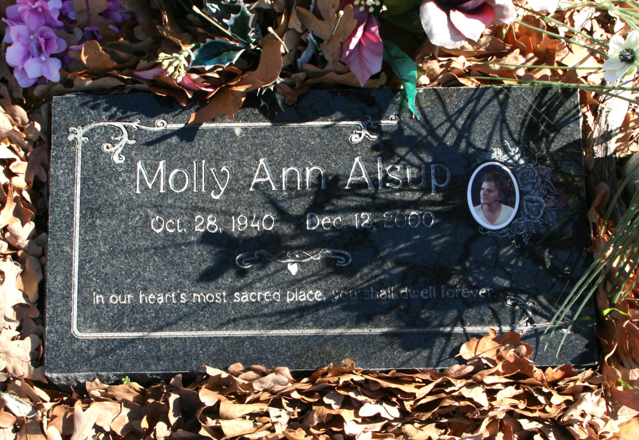 Molly Ann <i>Wrenn</i> Alsup