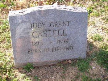 Judy <i>Grant</i> Casteel