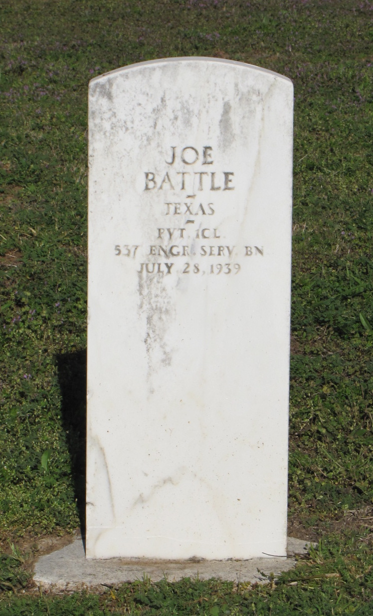Joe Battle