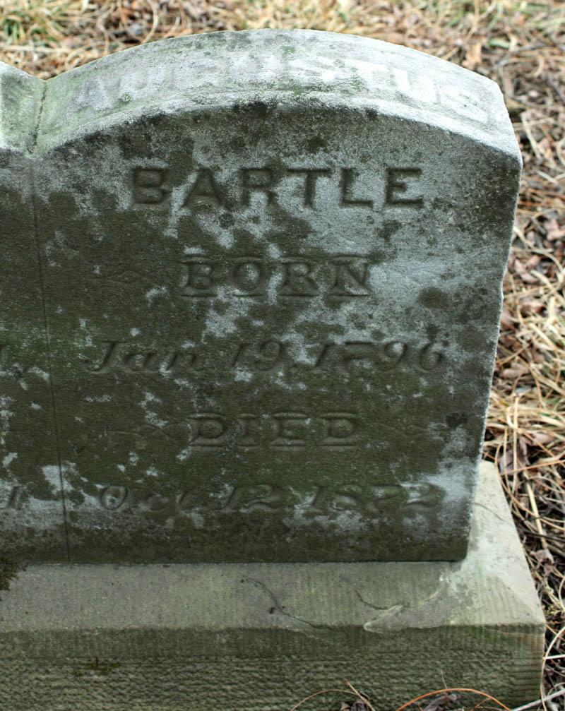 Augustus Cemetrius Bartle