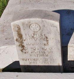 Floyd Lee Montgomery