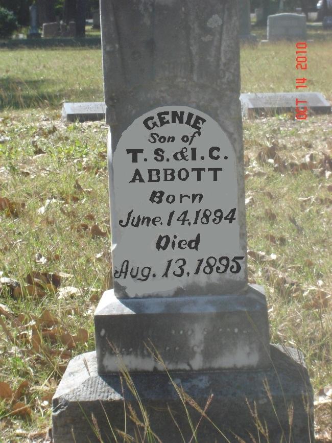 Genie Abbott