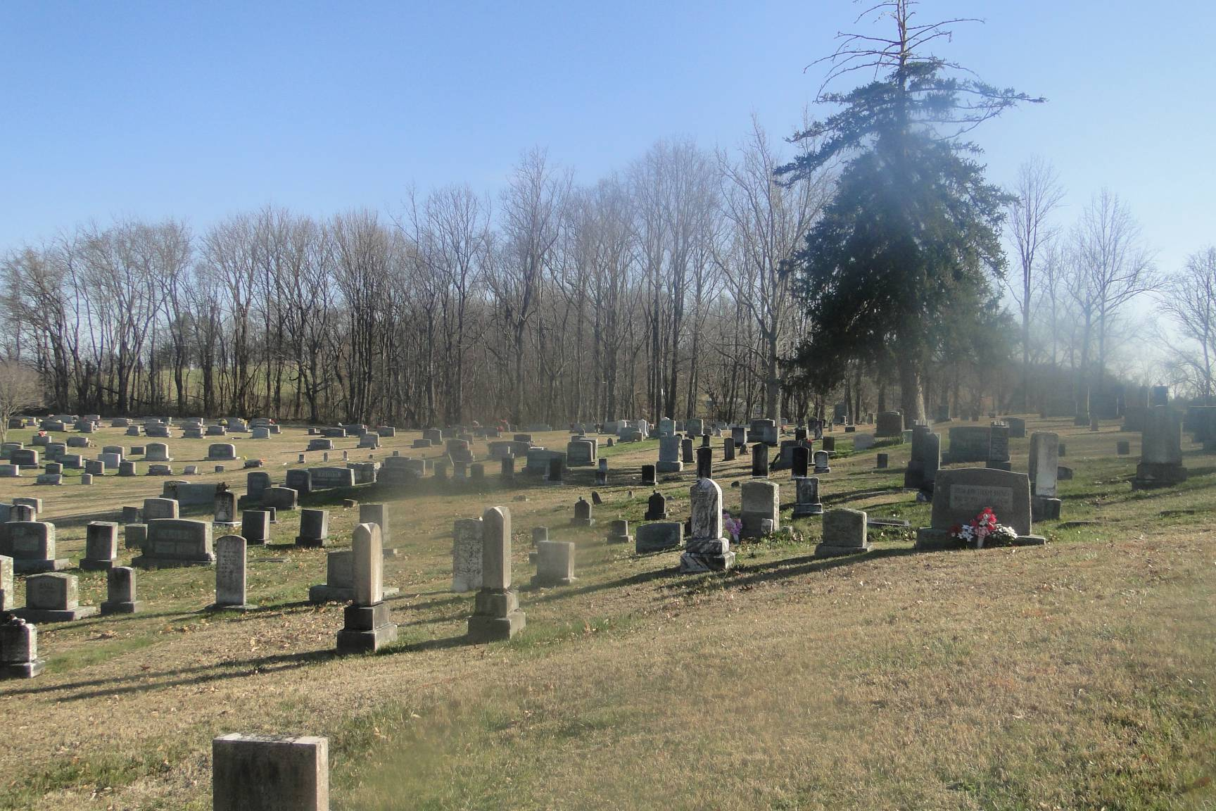 Mount Wesley Cemetery