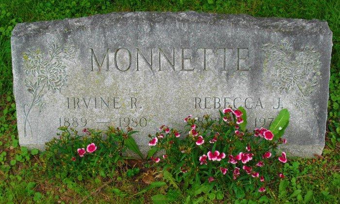 Irvine Ray I.R. Monnette