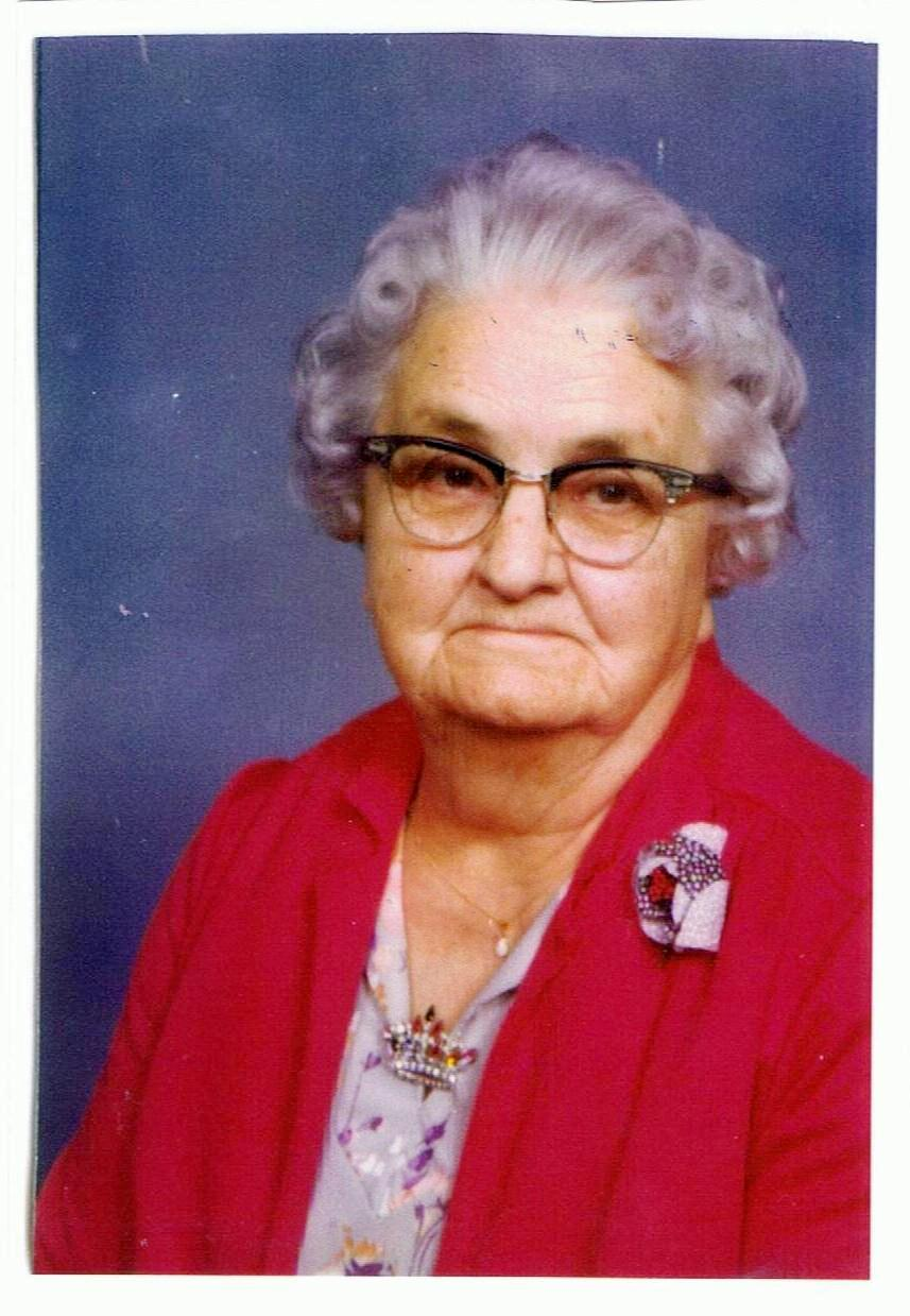 Annie Mae <i>Banning</i> Holley