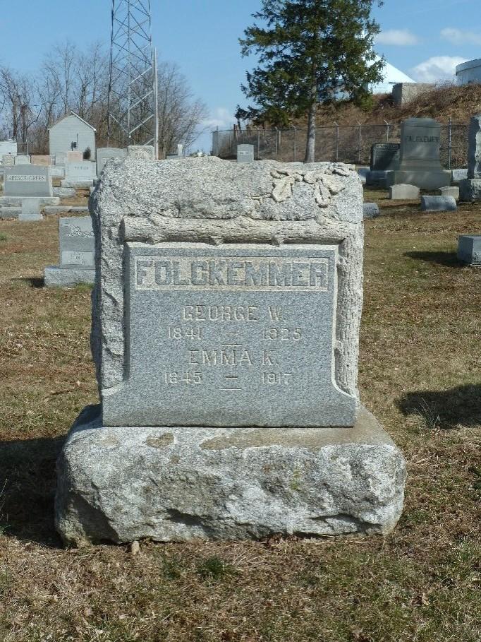 Emma <i>Klinefelter</i> Folckemmer