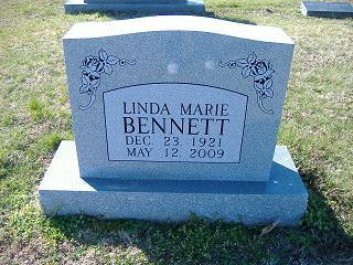 Linda Marie Bennett