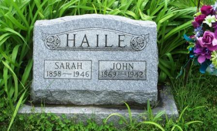Sarah M. <i>Dickey</i> Haile