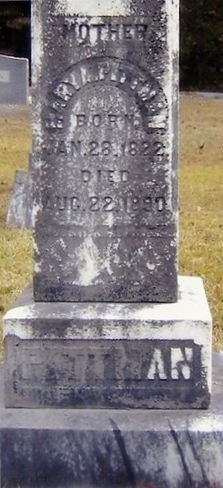 Mary Anne <i>Howell</i> Pittman