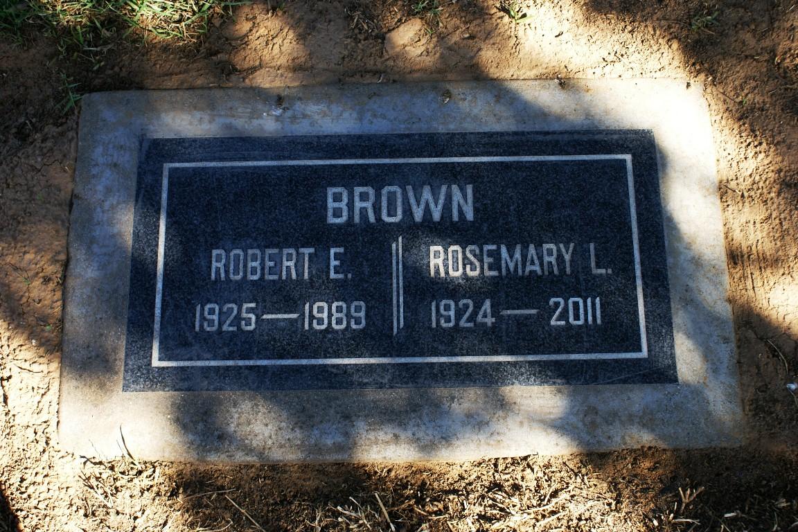 Rosemary <i>Leal</i> Brown