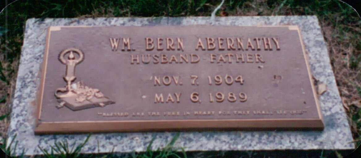 William Bern Abernathy