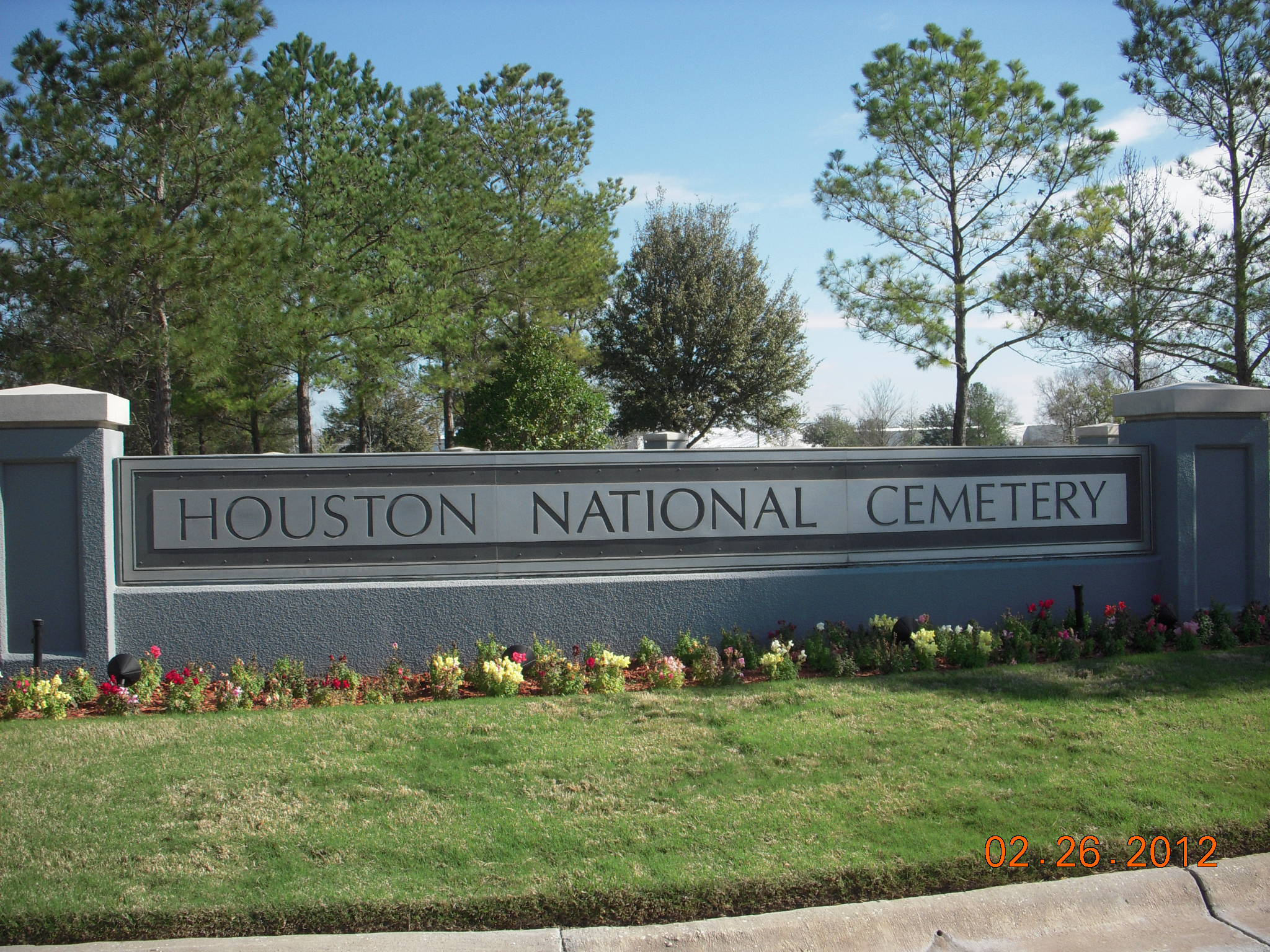 Houston National Cemetery
