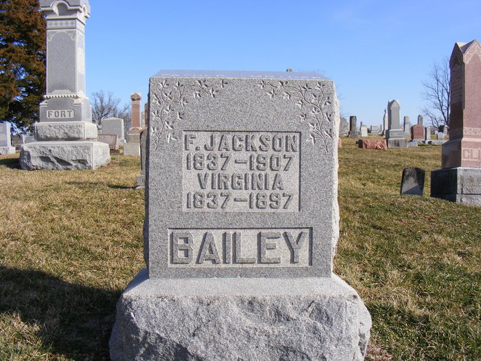 Ferdinand Jackson Bailey