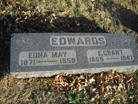 Edna May <i>Prather</i> Edwards