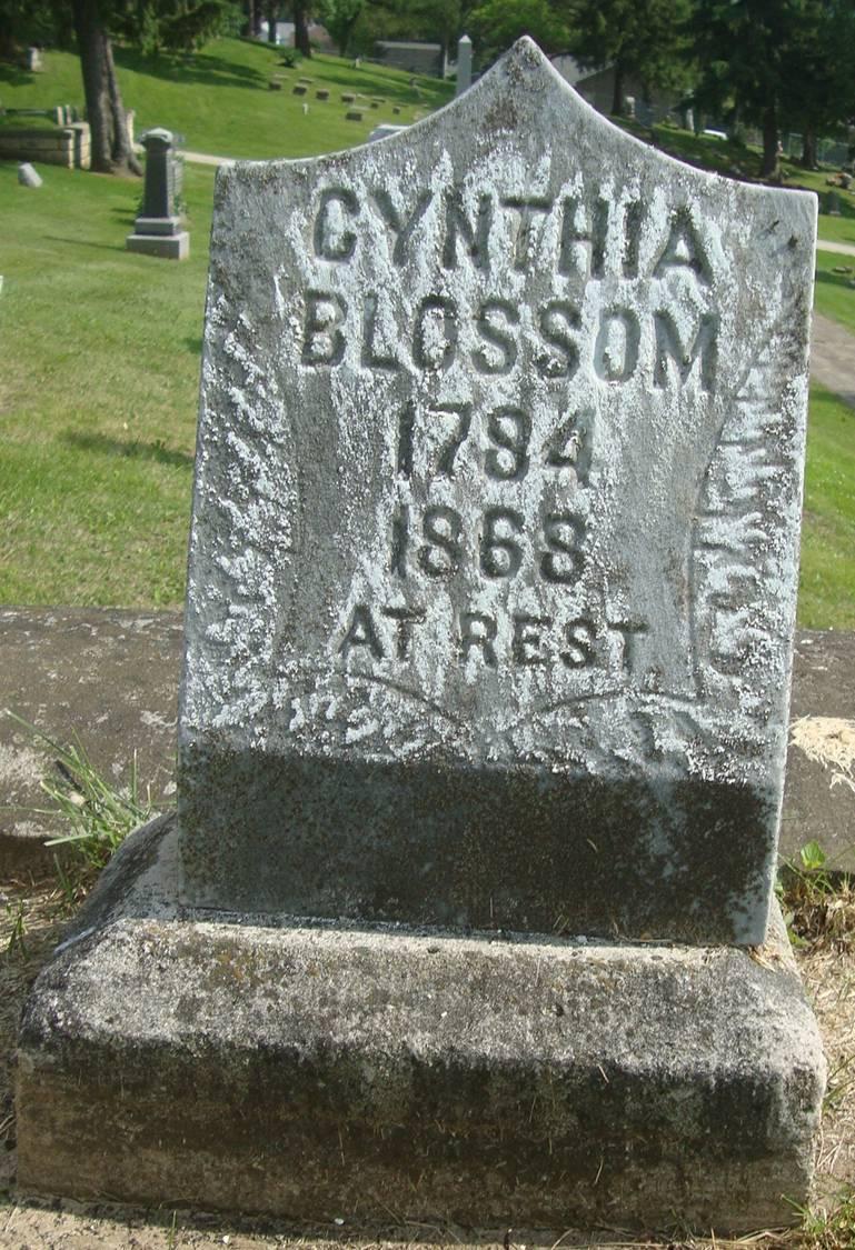 Cynthia <i>Turner</i> Blossom