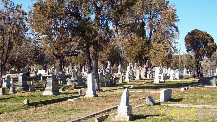 City Greenwood Cemetery