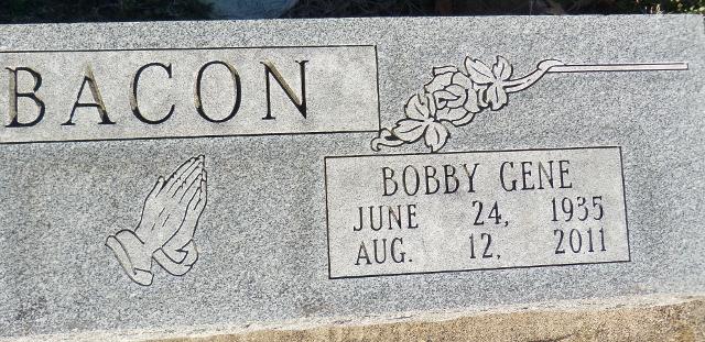 Bobby Gene Bacon