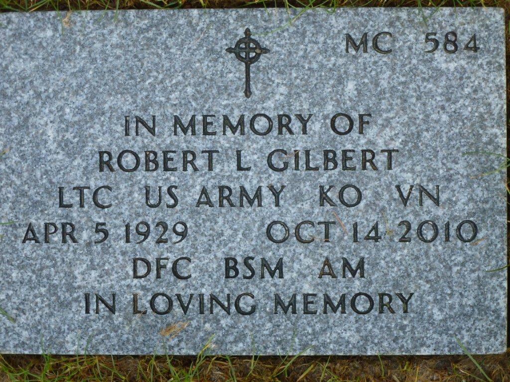 Robert L Gilbert