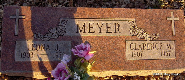 Clarence M. Meyer