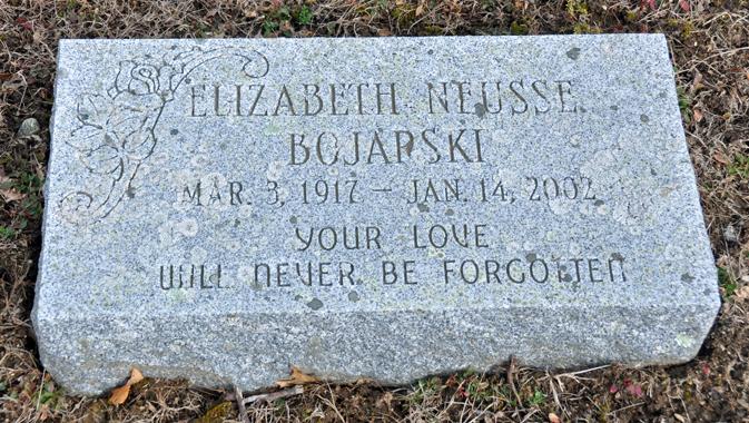 Elizabeth <i>Neusse</i> Bojarski