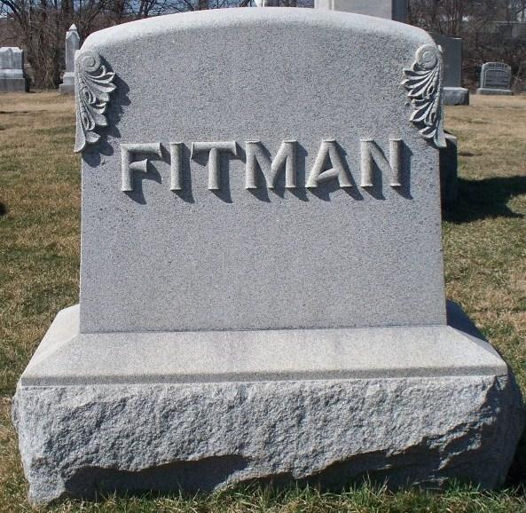 Jane <i>Hanley</i> Fitman