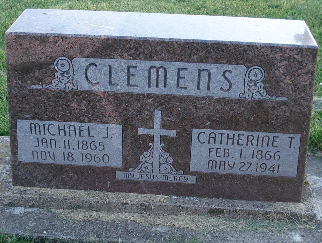 Catherine T. <i>Konzen</i> Clemens