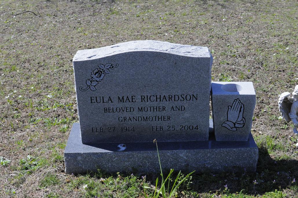 Eula Mae <i>West</i> Richardson