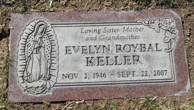 Evelyn <i>Roybal</i> Keller
