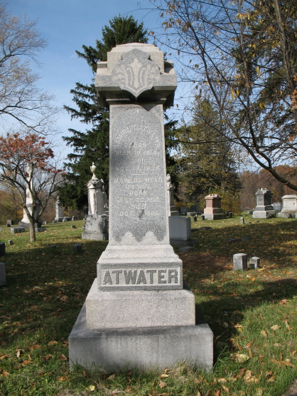 Samuel T Atwater