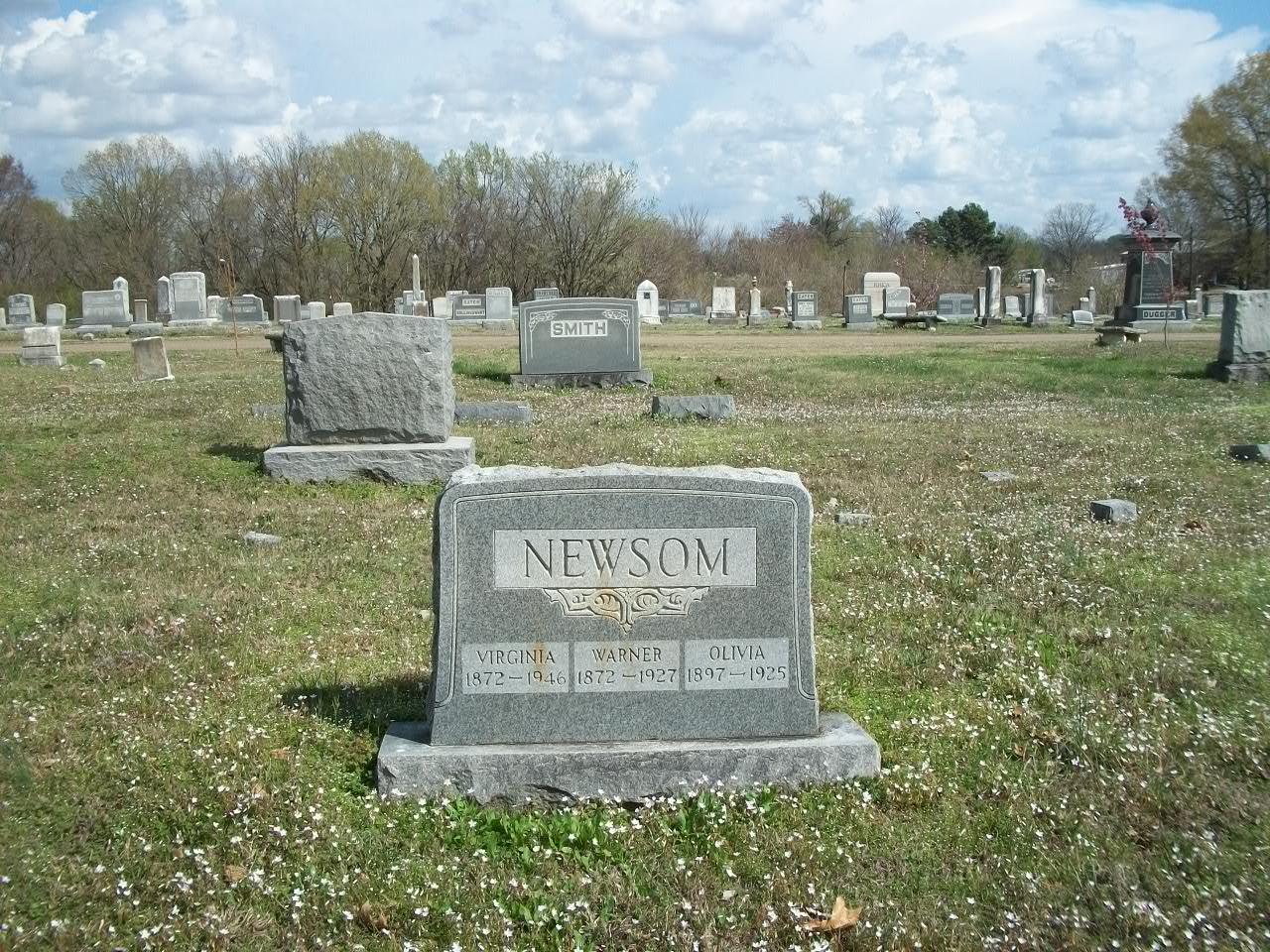 Virginia C. <i>Smith</i> Newsom
