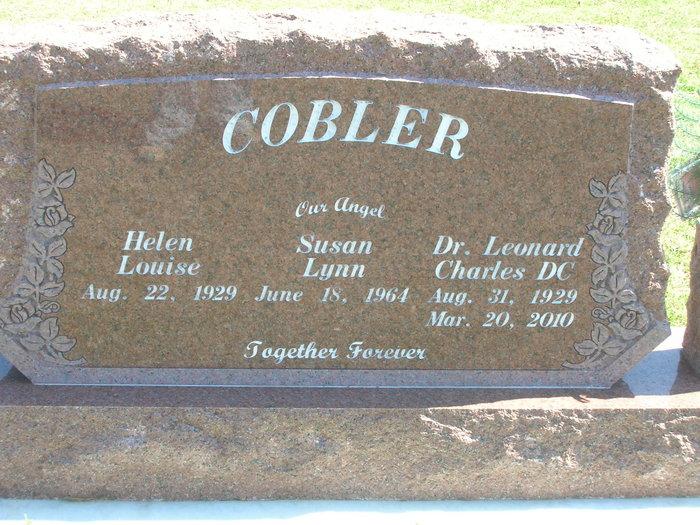 Helen Louise Cobler