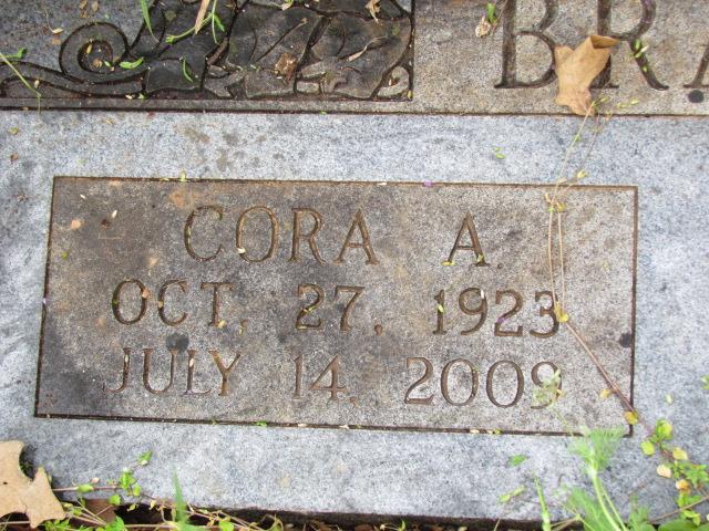 Cora Avanell <i>Stone</i> Bratcher