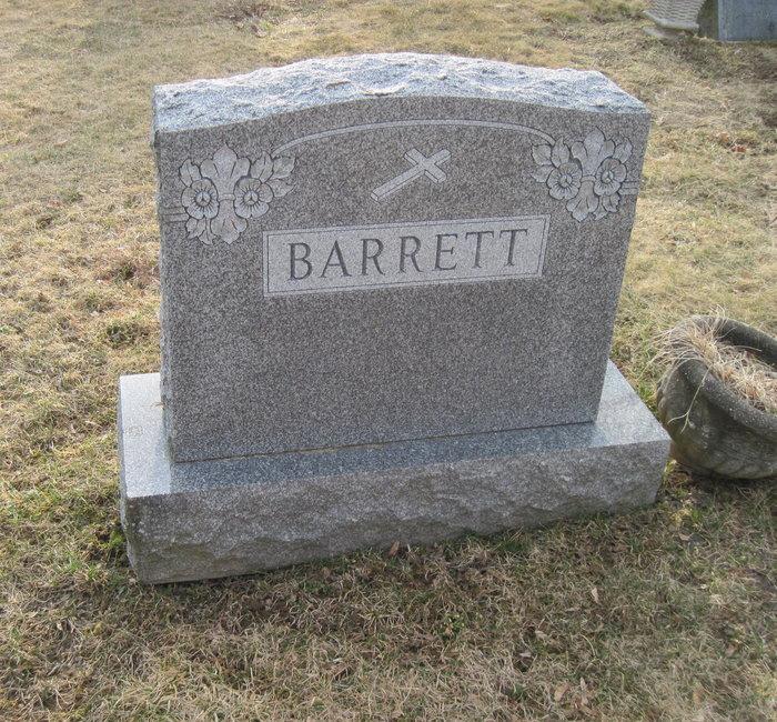 Anna M. <i>Dunn</i> Barrett