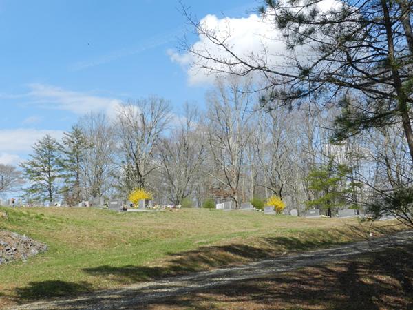 Fires Creek Cemetery