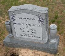 Dorothy Matson