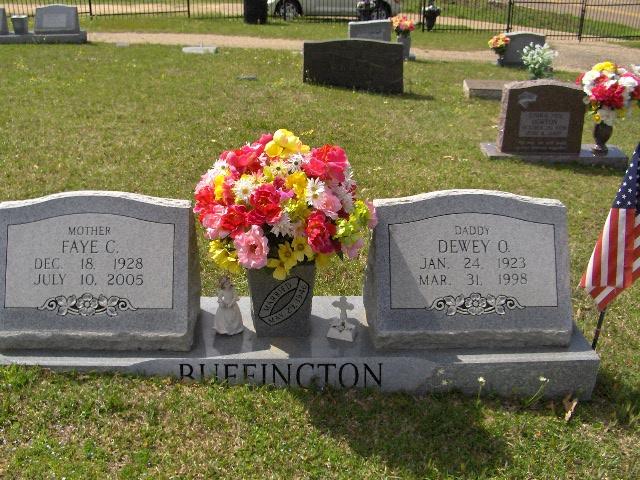 Dewey O. Buffington