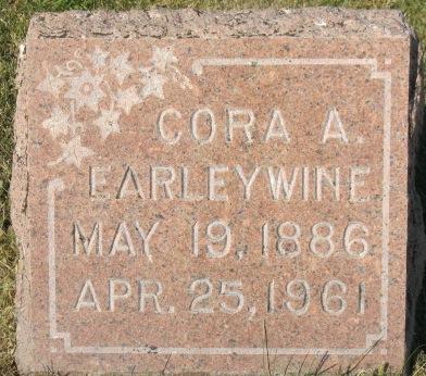 Cora Ann <i>Newsom</i> Earleywine