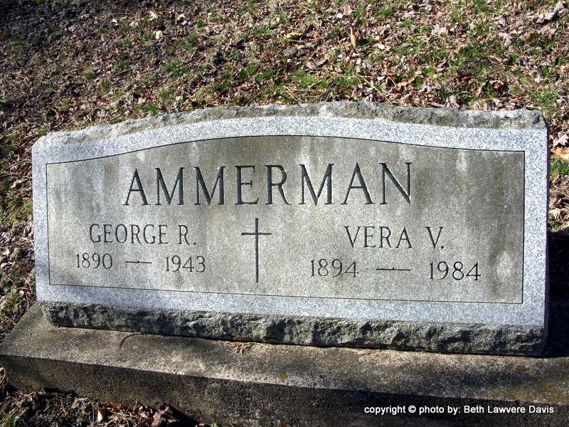 Vera Vivan <i>Rice</i> Ammerman