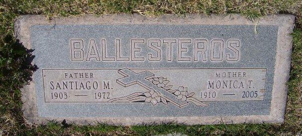 Santiago M Ballesteros