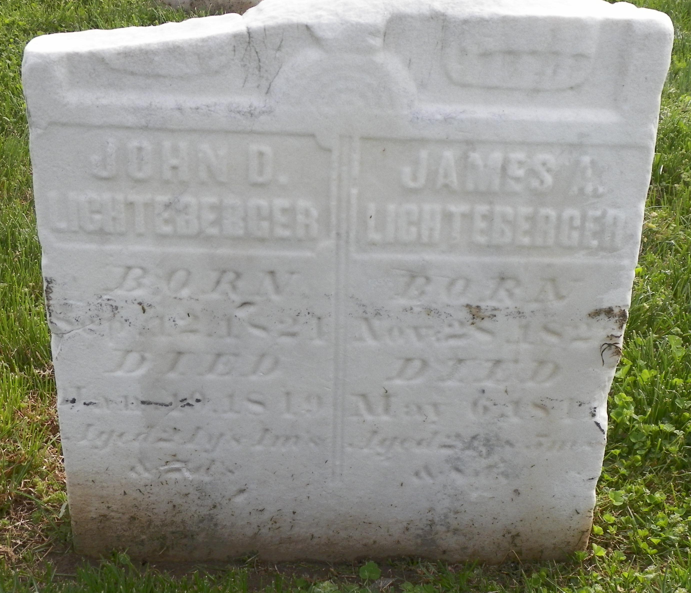 James Lichtenberger