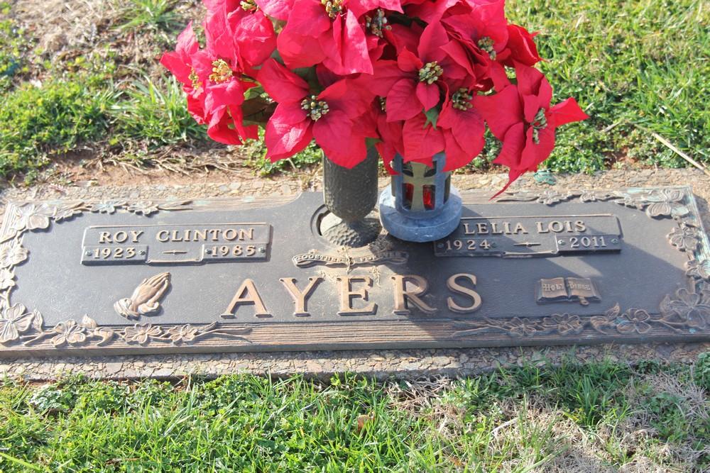 Lelia Lois <i>Cooke</i> Ayers