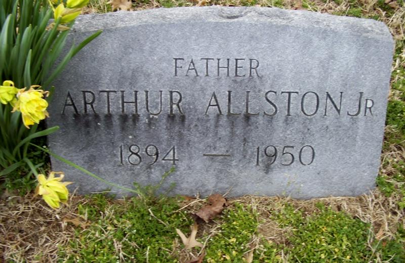 Arthur Allston, Jr