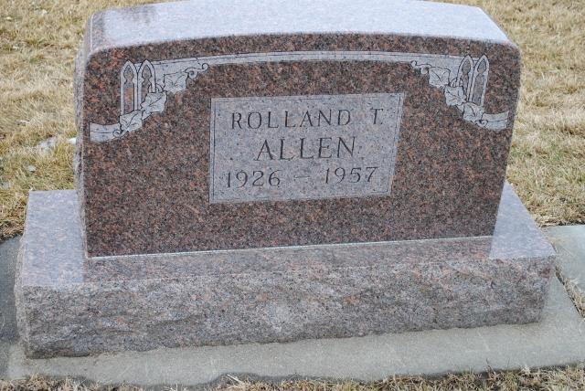 Rolland Theodore Allen
