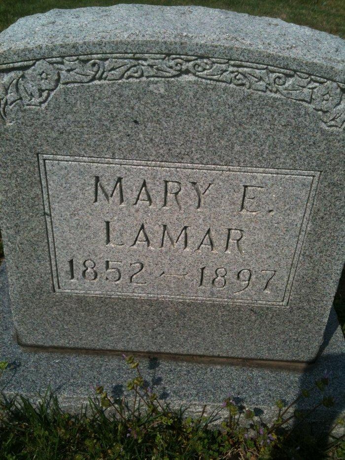 Mary E. Lamar