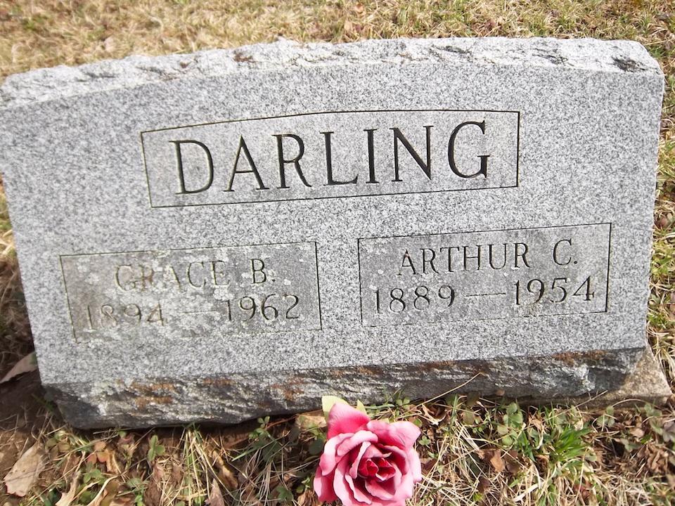 Grace Belle <i>Washburn</i> Darling