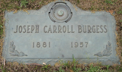 Joseph Carroll Burgess